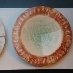 Keramisch bord